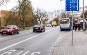Buspas na Witominie: propozycja zmiany oznakowania