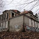 Restauracja Bergschloss: ruiny przedwojennego lokalu