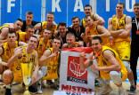 Asseco Arka Gdynia mistrzem, Trefl Sopot wicemistrzem Polski U-20 koszykarzy