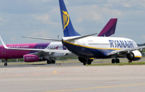 Odwołano wszystkie loty z Gdańska do Włoch