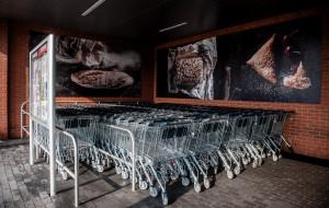 Oszukał sieć marketów na ponad 8 tys. zł
