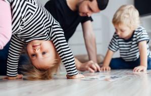 W domu dzieci nie muszą się nudzić. Co robić w weekend?