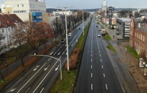 Rusza budowa drogi rowerowej wzdłuż Grunwaldzkiej