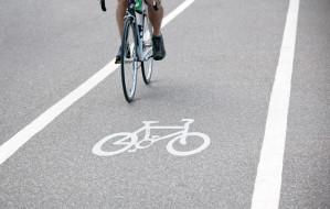 DDR czy pas ruchu dla rowerów?