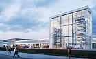 Salony Audi i Skody powstaną przy stadionie