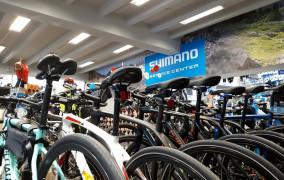 Serwis roweru i zakupy z dowozem. Nowa oferta Wysepki