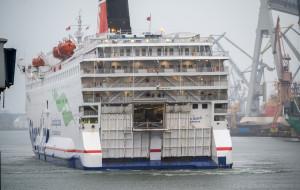 Stena Line planuje zwolnienia w Szwecji. Na linii Gdynia-Karlskrona promy kursują