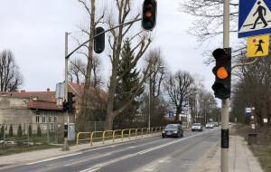 """Nie będzie już korków przez """"światła"""" na ul. Kartuskiej"""