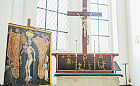 Gotycki ołtarz powrócił do Bazyliki Mariackiej
