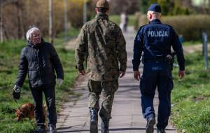 Gdynia: dziewięciu policjantów na kwarantannie