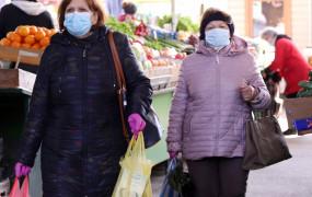 Koronawirus: jest sens nosić maseczki higieniczne?