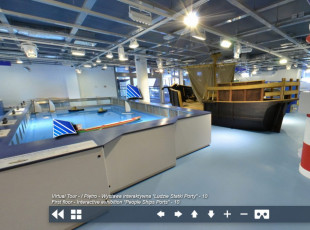 Wirtualne spacery po lokalnych galeriach i muzeach
