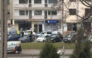 Sprawca napadu na bank w Gdyni już w areszcie