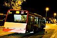 Groził śmiercią kierowcy autobusu, spłoszyli go pasażerowie