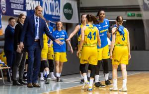 Arka Gdynia przyspieszy transfery nowych koszykarek