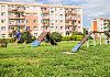 Skatepark pod estakadą i wybieg dla psów przy Ciapkowie