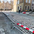W jaki sposób przebudować ul. Przędzalniczą? Konserwator wstrzymał prace budowlane