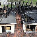 Jest wstępna przyczyna pożaru na terenie Gedanii