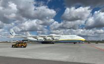 Środki ochronne na pokładzie An-225 Mrija