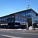 Salon Mercedes-Benz BMG Goworowski w pełnej krasie