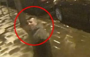 Poszukiwany sprawca pobicia. Poznajesz go?