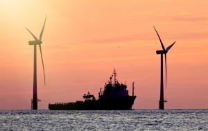 Morska energetyka wiatrowa? To jest ten czas