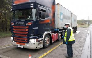 Twierdził, że przeciążoną ciężarówką w 2 minuty przejechał 250 km
