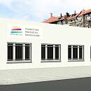 Nowe oblicze budynku na Dolnym Mieście