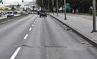 Kierowcy narzekają na asfaltowe garby na ul. Elbląskiej