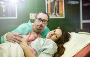 Trójmiejskie szpitale przywróciły porody rodzinne