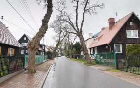 Gdynia zamierza utworzyć kolejny woonerf - na Pustkach Cisowskich