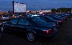 Kino samochodowe też w Gdańsku