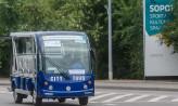 Meleksy znów pojadą spod Ergo Areny do centrum Sopotu