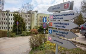 Szpital Dziecięcy Polanki wraca do normalnego trybu pracy