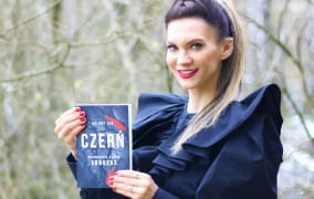 """""""Czerń"""" Małgorzaty Oliwii Sobczak. Kolejny świetny kryminał"""