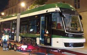 Biało-zielony tramwaj dotarł do Gdańska. To ostatnia Pesa z 15 zamówionych