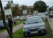 Parkingowe kłopoty Galerii Bałtyckiej