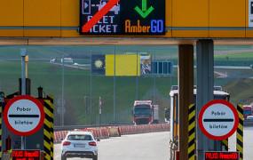 Częste pomyłki kierowców na bramkach autostrady A1