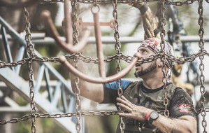 Biegun - Gniew Bosmana. Dwa dni biegów przeszkodowych w Adventure Park Kolibki