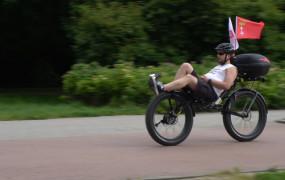 Fat flevo. Jedyny taki rower na świecie jeździ po Gdańsku
