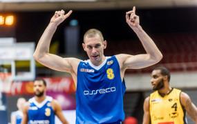 Filip Dylewicz wrócił do Asseco Arki Gdynia. Będzie rekord ligi koszykarzy?
