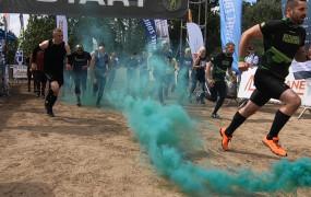 Tysiąc uczestników biegu Gniew Bosmana w Gdyni