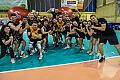 Trefl Gdańsk na 3. miejscu w  mistrzostwach Polski juniorów w siatkówce