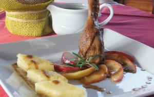 Tradycyjne smaki Pomorza: gąski, gąski na talerz