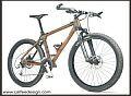 Ramy rowerowe z pędu bambusa?