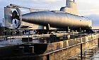 Okręt podwodny przejedzie przez Gdynię