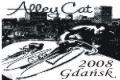 Gdańskie zawody Alleycat 2008