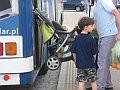 Za dużo wózków i autobus nie pojedzie?