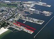 Nowe nabrzeże dla Błyskawicy i Daru Pomorza