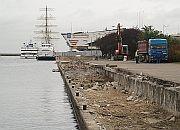 Gdyńskie nabrzeże uratowane przed katastrofą